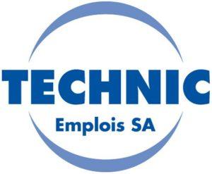 le logo de Technic Emploi